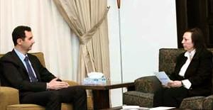 Интервью с Башаром Асадом