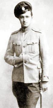 Сергей Шмелев (1917 год)
