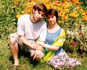 Андрей Ковтун и Светлана Коппел-Ковтун