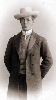 Борис Блум, отец митрополита Антония. 1912 г.