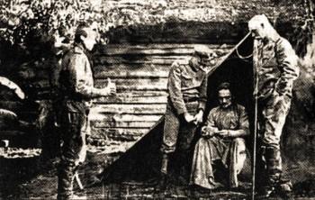 Полковой священник Ставропольской дивизии времён Первой Мировой войны отец Александр Вишняков