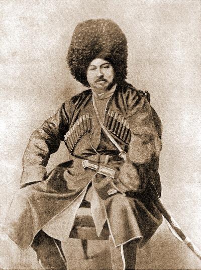 Александр Дюма на Кавказе