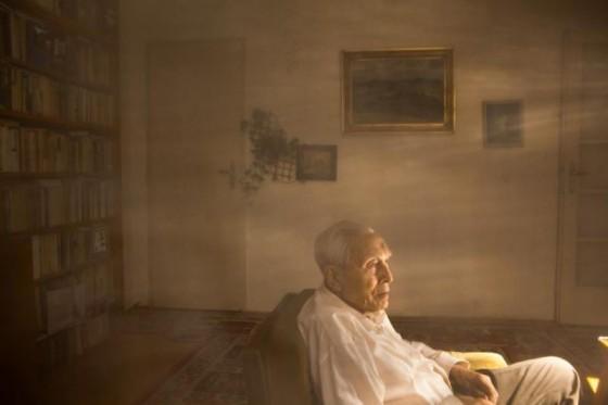92-летний свидетель Холокоста Феликс Кольмер