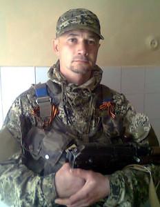 Десантник Дмитрий