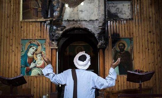 Гонения на христиан на Ближнем Востоке