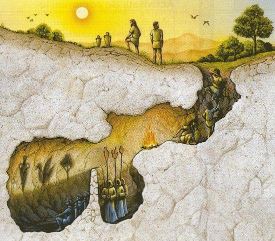 Платоновская пещера