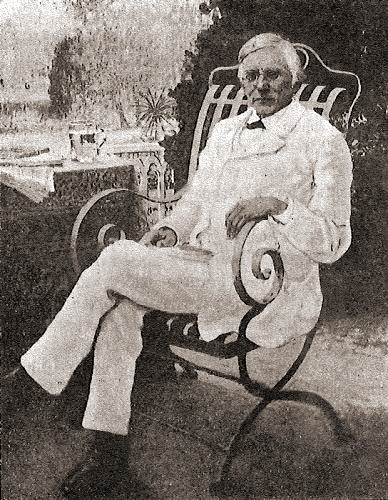 Профессор С. А. Рачинский