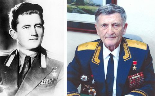 Генерал-майор авиации Сергей Крамаренко