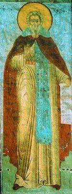 Преподобный Даниил Переславский