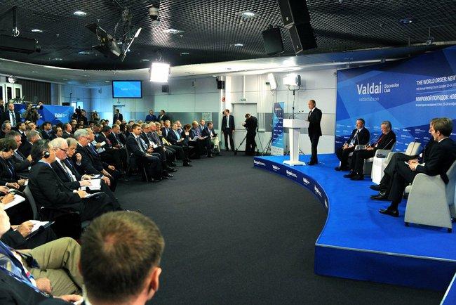 Валдайская речь Владимира Путина