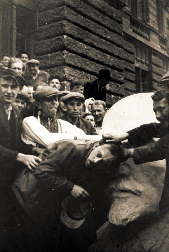 Львов, июль 1941 г.