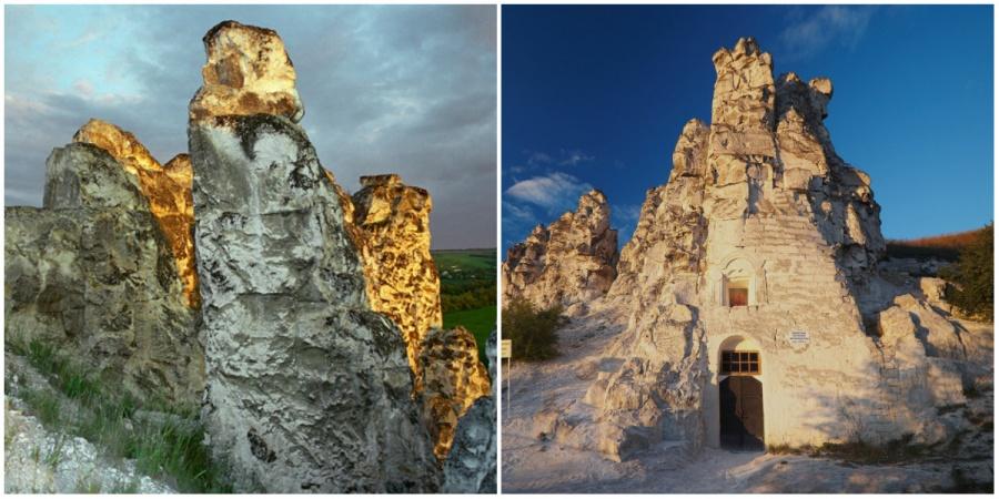 Дивногорье — музей-заповедник и плато в Воронежской области