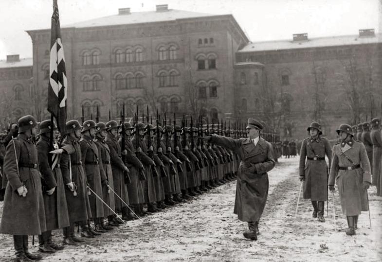 Хронология военных маневров в январе-марте провоцирующих Третью мировую войну 28