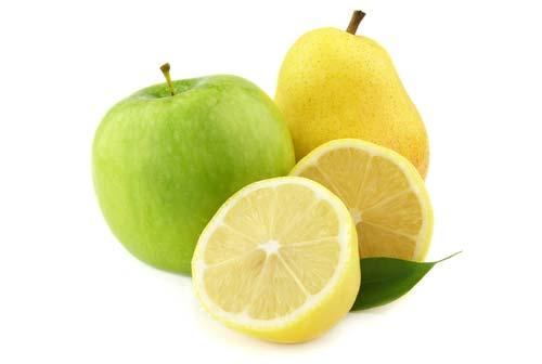 Картинки по запросу яблока с лимонам