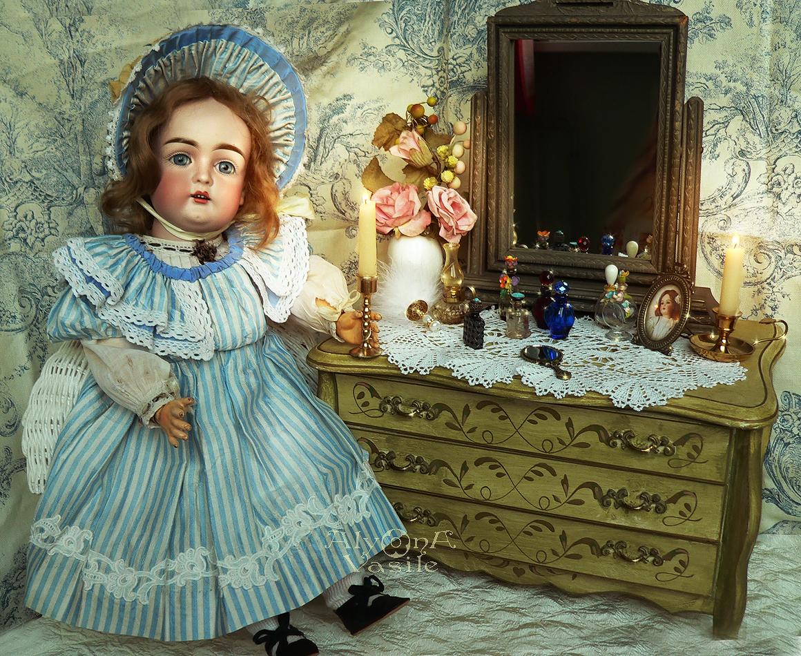 Поздравление коллекционеру кукол
