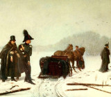 """Наумов А.А. — """"Последняя дуэль Пушкина"""". 1885 г."""