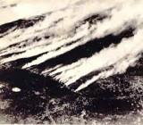 «Все живое на открытом воздухе на плацдарме крепости было отравлено насмерть, – вспоминал участник обороны.