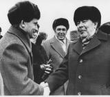 8 апреля 1978 г. приезд Л.И. Брежнева в г. Комсомольск-на-Амуре