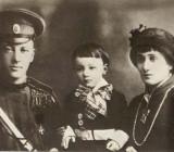 Н. Гумилев, Л.Гумилев, А. Ахматова