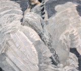 Царевна-Лебедь. 1900.