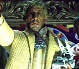 Владимир Басов в роли Лимона. Кадр из к-ф «Приключения Чиполлино» 1973 г.