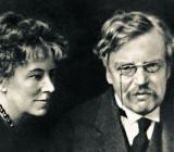 Гилберт и Фрэнсис в 1922 г.