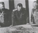 Император Николай II в Ставке Главнокомандующего