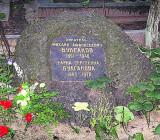 Камень с могилы Гоголя