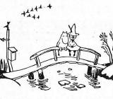 Муми-тролли. Рисунки Туве Янссон