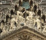 Собор, видевший коронацию 26 французских монархов, величественный памятник франц
