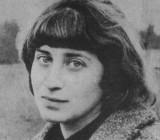 Ольга Седакова в юности