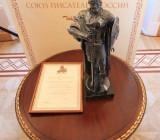 Награждение лауреатов премии «Александр Невский»