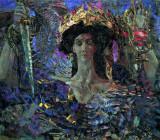 Шестикрылый серафим (Азраил). 1904