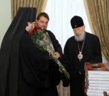 Вручение ордена «1020-летия Крещения Руси» Светлане Коппел-Ковтун
