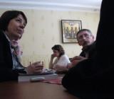 «Омилия» в гостях у Блаженнейшего