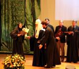 Церемония награждения победителей Патриаршей литературной премии 2016