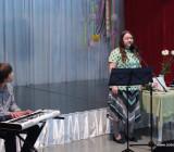 Презентация аудиокниги стихов Виктории Осташ-Хоню