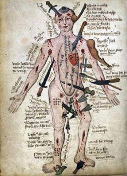 Гравюра 15 века