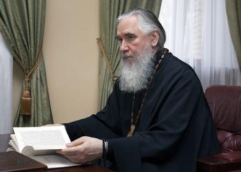 Председатель Издательского совета Русской Православной Церкви митрополит Калужск