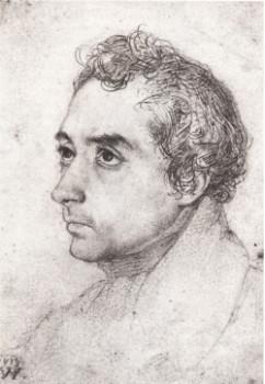 Клеменс Брентано. Рисунок Вильгельма Хенселя, 1819 г.