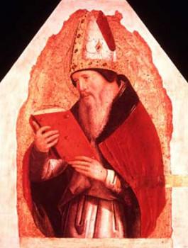 Блаженный Августин, епископ Иппонский