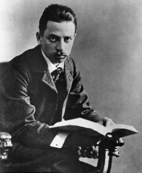 Рильке (1875 — 1926)