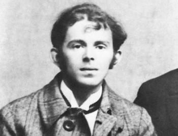 Осип Мандельштам, 1914 год.