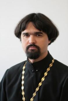 Священник Геннадий Егоров — проректор по учебной работе ПСТГУ