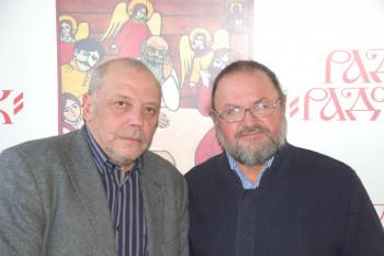Василий Анисимов, Евгений Никифоров