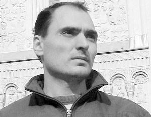 Роман Плюта, председатель организации «Православный Союз»