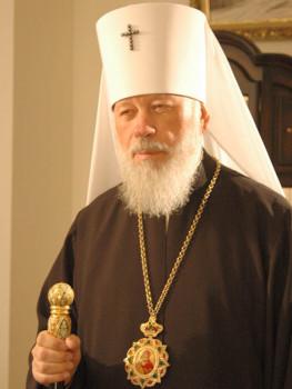 Блаженнейший Владимир, Митрополит Киевский и всея Украины