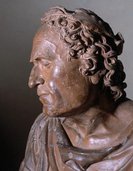 Бюст Вергилия, датированный 1514 годом