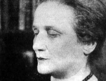 Анна Ахматова, 1950 год