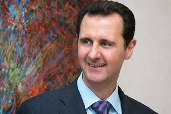 Президент Сирии Башар аль Асад